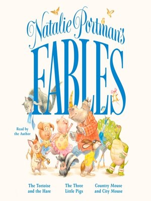 cover image of Natalie Portman's Fables
