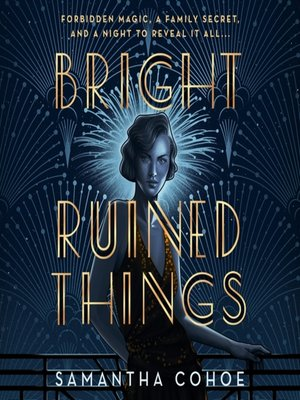 cover image of Bright Ruined Things