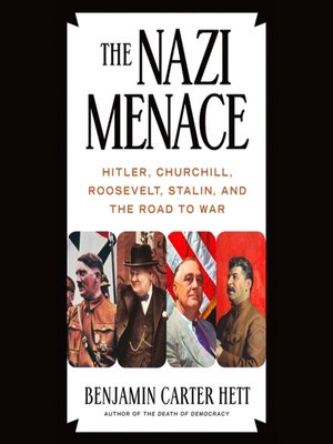 cover image of The Nazi Menace