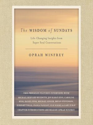 cover image of The Wisdom of Sundays
