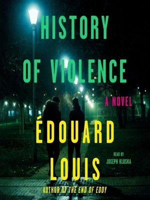 cover image of History of Violence