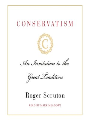 cover image of Conservatism