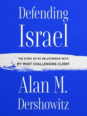 cover image of Defending Israel
