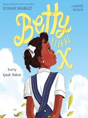 cover image of Betty Before X