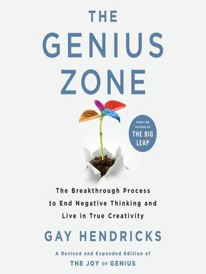 cover image of The Genius Zone