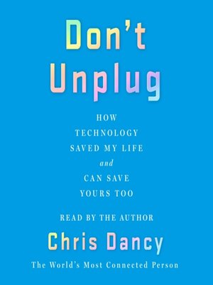 cover image of Don't Unplug