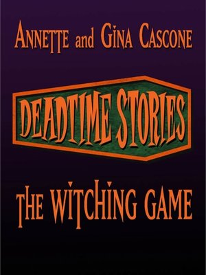 cover image of The Witching Game