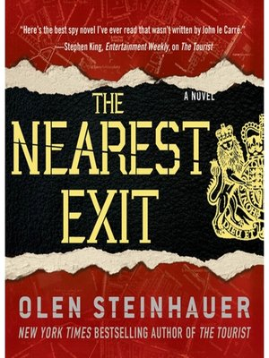 cover image of The Nearest Exit