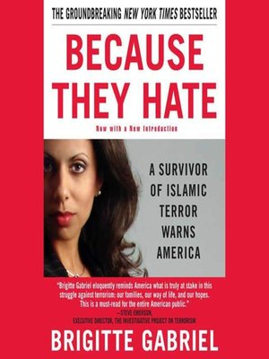 cover image of Because They Hate