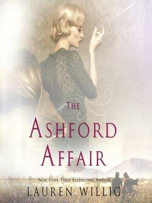 cover image of The Ashford Affair