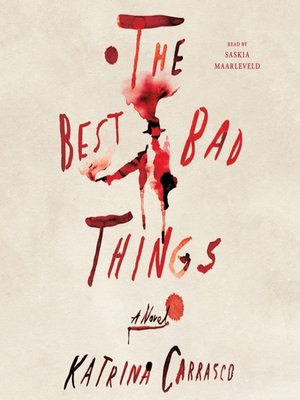 cover image of The Best Bad Things