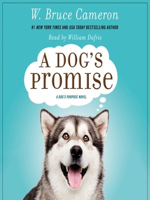 cover image of A Dog's Promise--A Novel