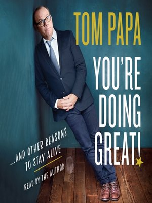cover image of You're Doing Great!