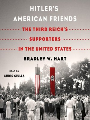cover image of Hitler's American Friends