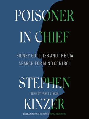 cover image of Poisoner in Chief