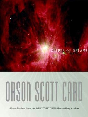 cover image of Keeper of Dreams, Volume 1
