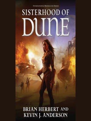 cover image of Sisterhood of Dune