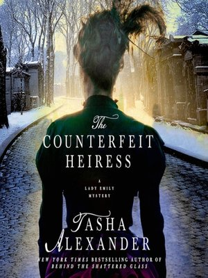 cover image of The Counterfeit Heiress