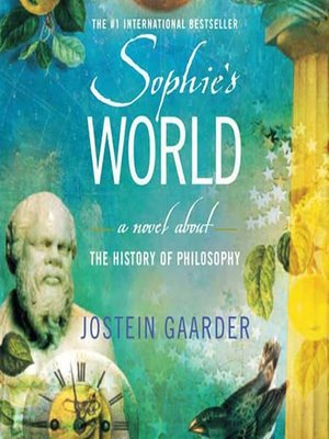 cover image of Sophie's World
