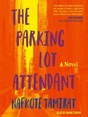 cover image of The Parking Lot Attendant