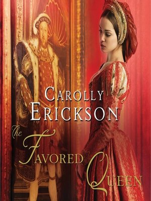 cover image of The Favored Queen