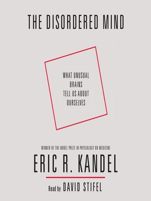 cover image of The Disordered Mind