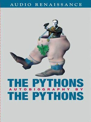 cover image of The Pythons