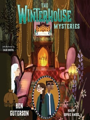 cover image of The Winterhouse Mysteries