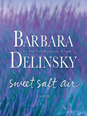 cover image of Sweet Salt Air