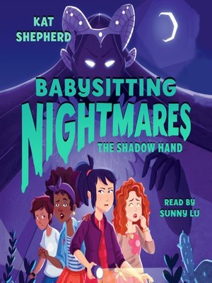 cover image of The Shadow Hand