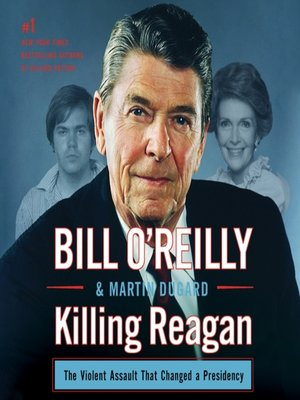 cover image of Killing Reagan