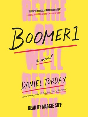 cover image of Boomer1