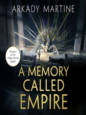 cover image of A Memory Called Empire