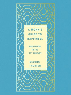 cover image of A Monk's Guide to Happiness