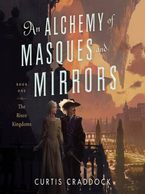 cover image of An Alchemy of Masques and Mirrors