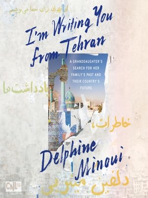 cover image of I'm Writing You from Tehran