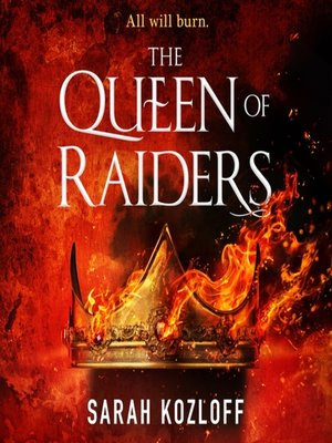 cover image of The Queen of Raiders