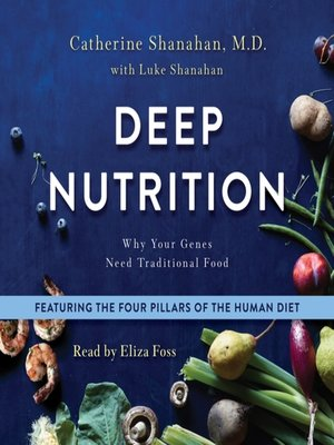 Image result for book cover deep nutrition