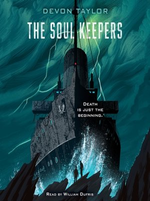 cover image of The Soul Keepers