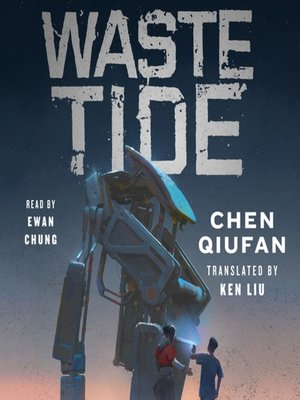 cover image of Waste Tide