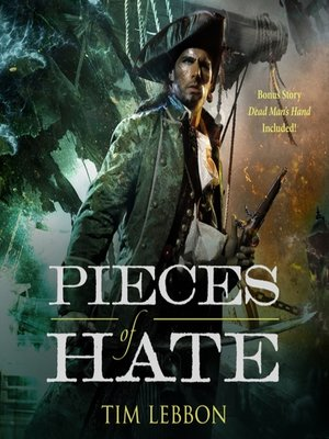 cover image of Pieces of Hate