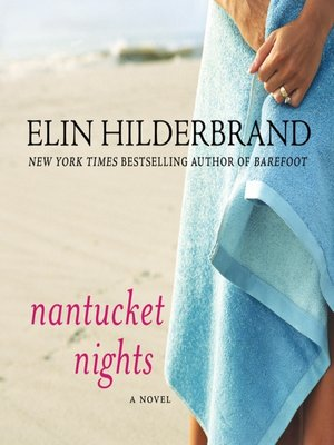cover image of Nantucket Nights
