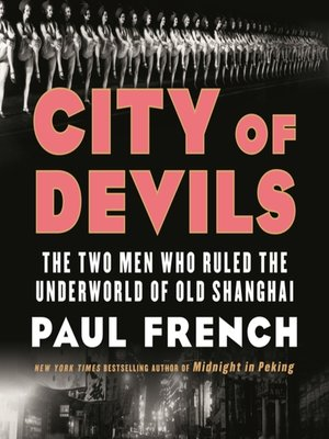 cover image of City of Devils