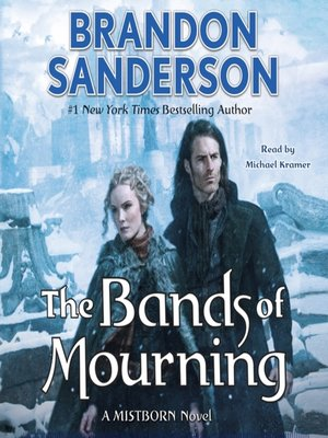 cover image of The Bands of Mourning
