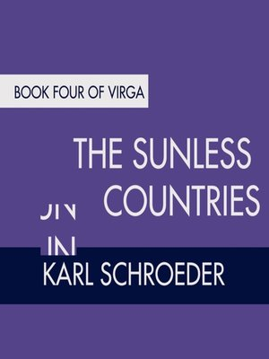 cover image of The Sunless Countries