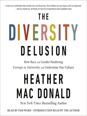 cover image of The Diversity Delusion
