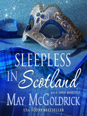 cover image of Sleepless in Scotland