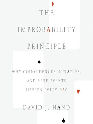 cover image of The Improbability Principle