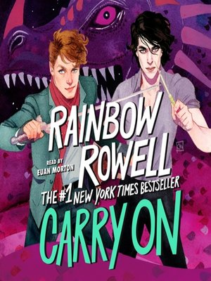 Carry On by Rainbow Rowell · OverDrive (Rakuten OverDrive