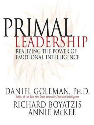 cover image of Primal Leadership